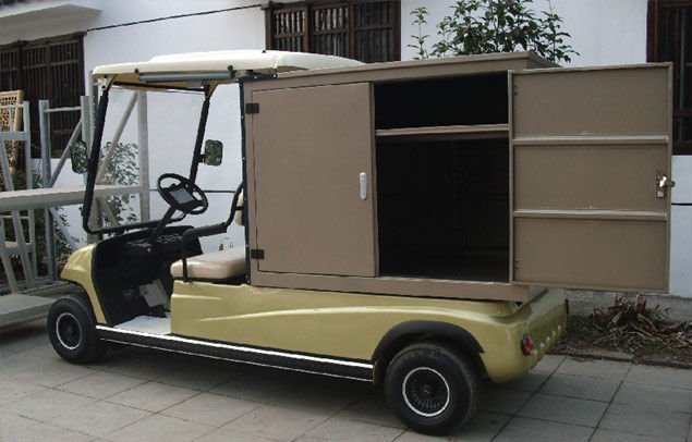 2 seaters electric utility buggy
