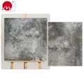600x600mm Cement Stone Looking Ceramic Floor Tile, Rustic Ceramic Tile Grey Colour
