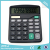 Manufacturer of Calculator Office 12 Digits Desktop Solar Calculator