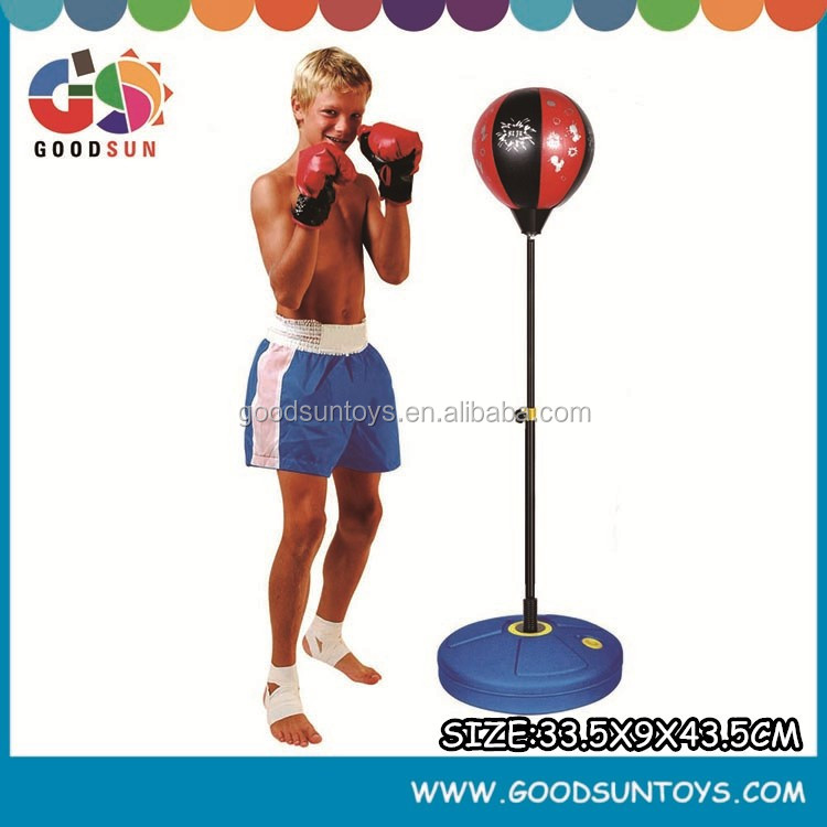 2015 Best selling boxing set for kids with gloves