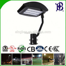 Easy Maintenance Eco-friendly Cool White 120 wattage Parking Lot Lights