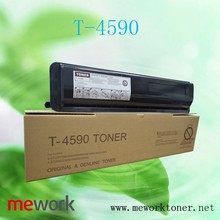 Wholesale toner cartridge T4590 toner cartridge partsT-4590 for toshiba e-studio copier