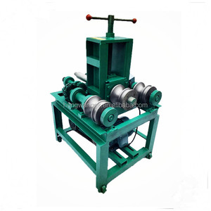 electric round/square pipe/tube bending machine
