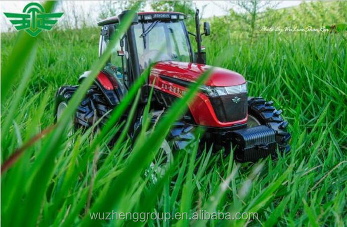 WUZHENG 4WD agricultural tractor of 160hp with optional spare parts services