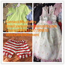 2016 newest used clothing wholesale for african buyer