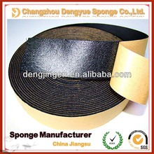 refrigerator door rubber seal strip/ refrigerator sponge seal strip