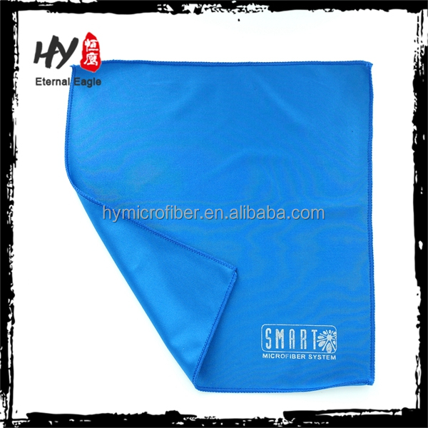 Superfine clean cloth with private label, microfiber cleaning cloth