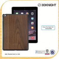 hot new products 2015 high quality wood laser case for ipad air 2