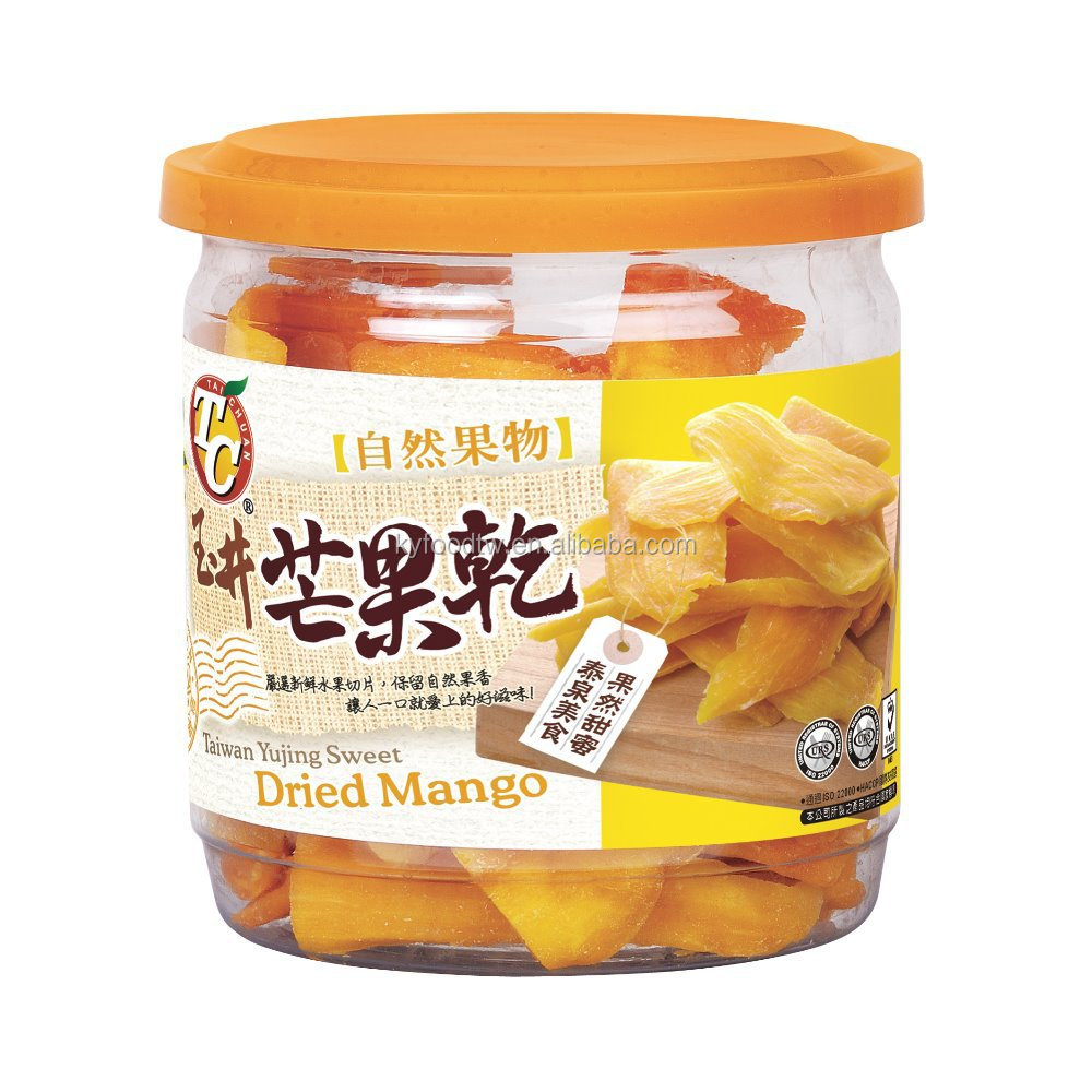 Taiwan Dried Mango, Fruit Snack, Mango Gummy
