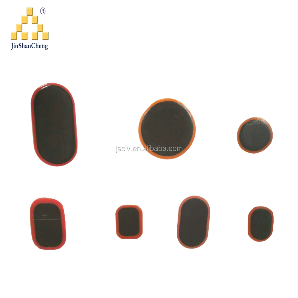30mm cold tire patch vulcanizing tire patches