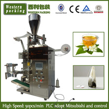 Automatic Tea bag Packing Machine with Thread ,Tag Tea bag Packing Machine , Outer Envelope Tea bag Packing Machine