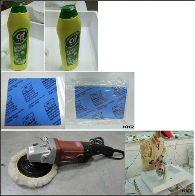 Kkr Acrylic Stone Bathtub,Solid Surface Freestanding Bathtubs ...