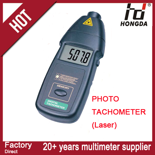 Hot selling best quality meter / PHOTO TACHOMETER ( Laser )