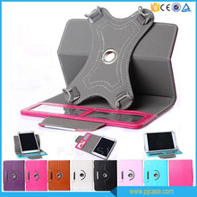 7 8 9 10.1 inch Universal Tablet Case Cover, 360 Degrees Rotating Leather Flip Stand Universal Tablet Case