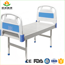 Resisting ABS structure bed surface 20x40 mm square tube welded handicap bed and having 2 infusion jacks