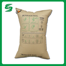 SHUANGZHONG brown kraft paper dunnage air bag factory directly