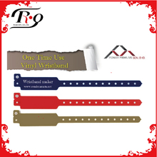 custom vinyl wristbands for events, wristbands for circulation