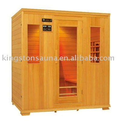 4 People Ceramic FIR infrared sauna FIS-04