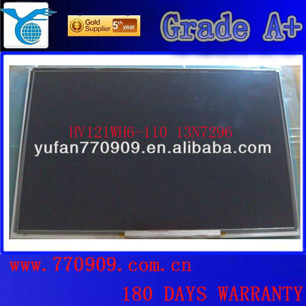 HV121WX6-110 FRU 13n7296 laptop led display