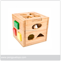 Hot Sale Eco-friendly toy shape sorter