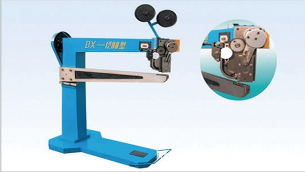 dongguang online shopping high quality wear well carton stitcher machine