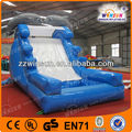 Hot sale CE certificated pvc inflatable pool water slide