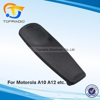 Belt Clip A10 A12 Handheld Radio Belt clip For Motorola Battery RLN6351A RLN6305B Walkie Talkie Belt Clip A10 A12