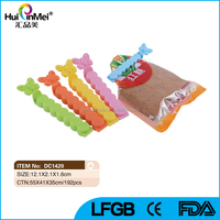 Hot Sell Plastic Food Bag Clips