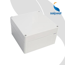 SAIP/SAIPWELL High Quality 160*160*90mm Indoor Small Plastic Boxes For Electronic Device