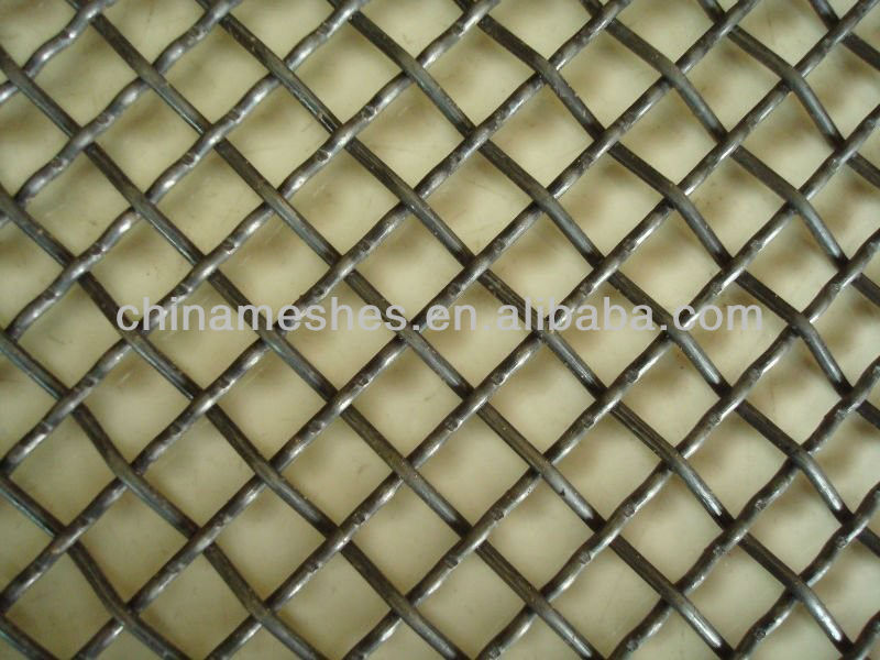 high quality iron fabric sieveing for mining