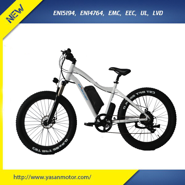 FAT BOY III 500W E Road Electric Bike With 48V 12Ah LG lithium battery For Adults