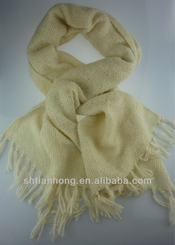 winter fashion ladies knitted shawls