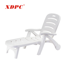 low price plastic folding used sea sand beach chair