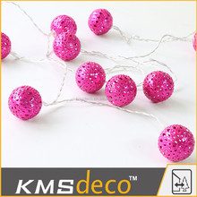New coming different shape decorative covers for string lights