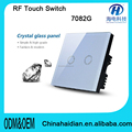 2018 RF smart touch switch for wifi remote control &smart wall switch for lamp & wifi controlled power switchremote control sw