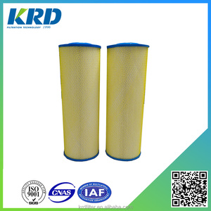 PP Pleated Swimming pool Water Filter / Cartridge Filter