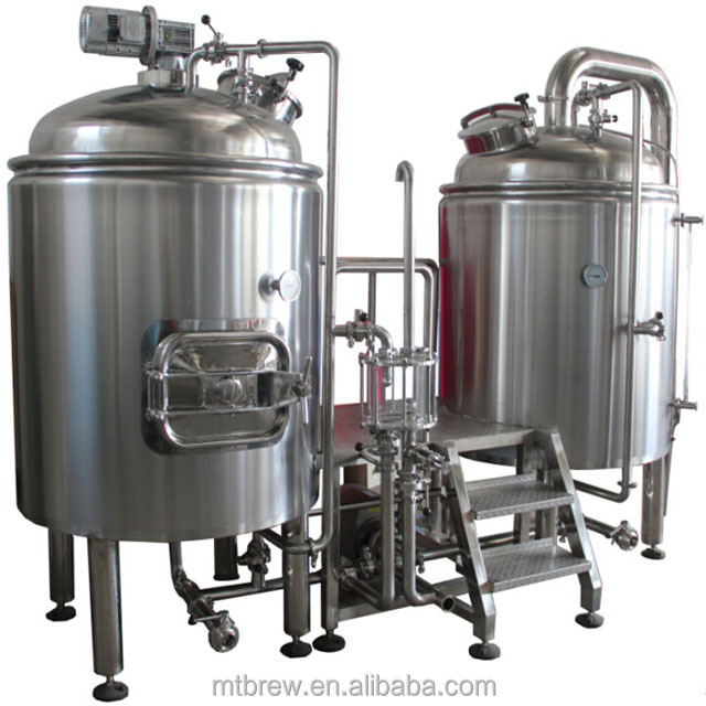 500L beer brewery, beer factory equipment, beer brewing system.turnkey project
