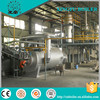 Running well China fully continuous waste tyre pyrolysis plant