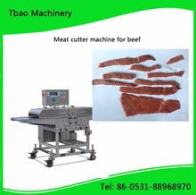 full automatic industrial multi-layer dice meat machine