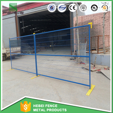 China Alibaba factory cunstruction Canada temporary fence outdoor fence temporary fence