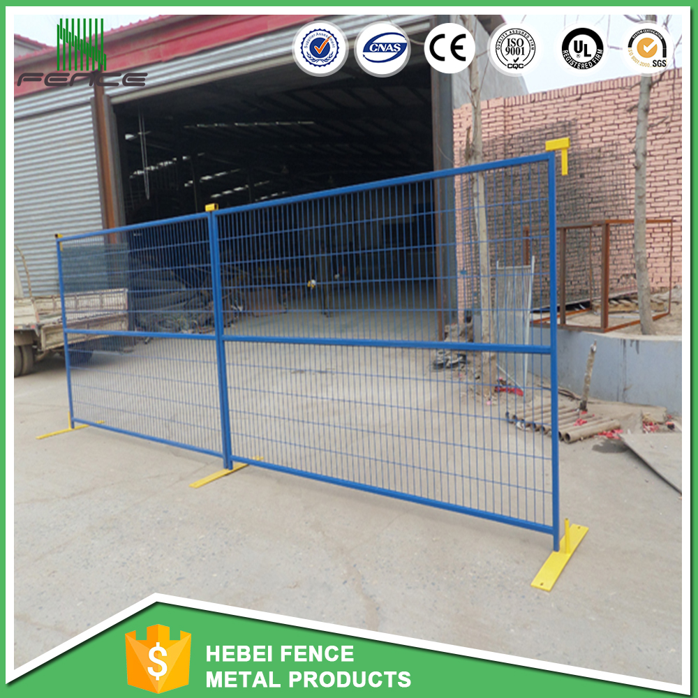 China Alibaba factory cunstruction temporary fence outdoor fence temporary fence