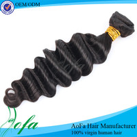 Import china products brazilian and peruvian hair sew in human hair extensions body wave