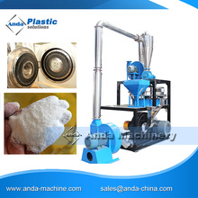 high output plastic LDPE pulverizer machine for waste