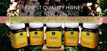 B-Vital HONEY Range