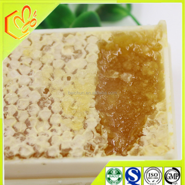 Best selling box-packed pure natural honey beekeeping's honey treasure of honey comb wholesale