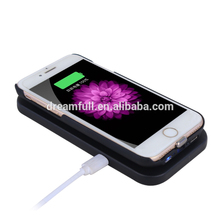qi backup battery wireless charger Wireless Charger universal wireless charger for mobile phone made in China