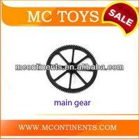 SM 9100 RC Helicopter spare parts main gear