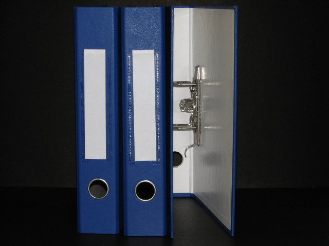 Lever-arch File binder