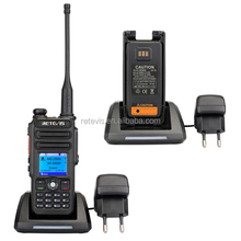 Dual band dmr radio IP67 waterproof MOTOTRBO HYTRA repeater dual band UHF VHF DMR digital two way radio Retevis RT82