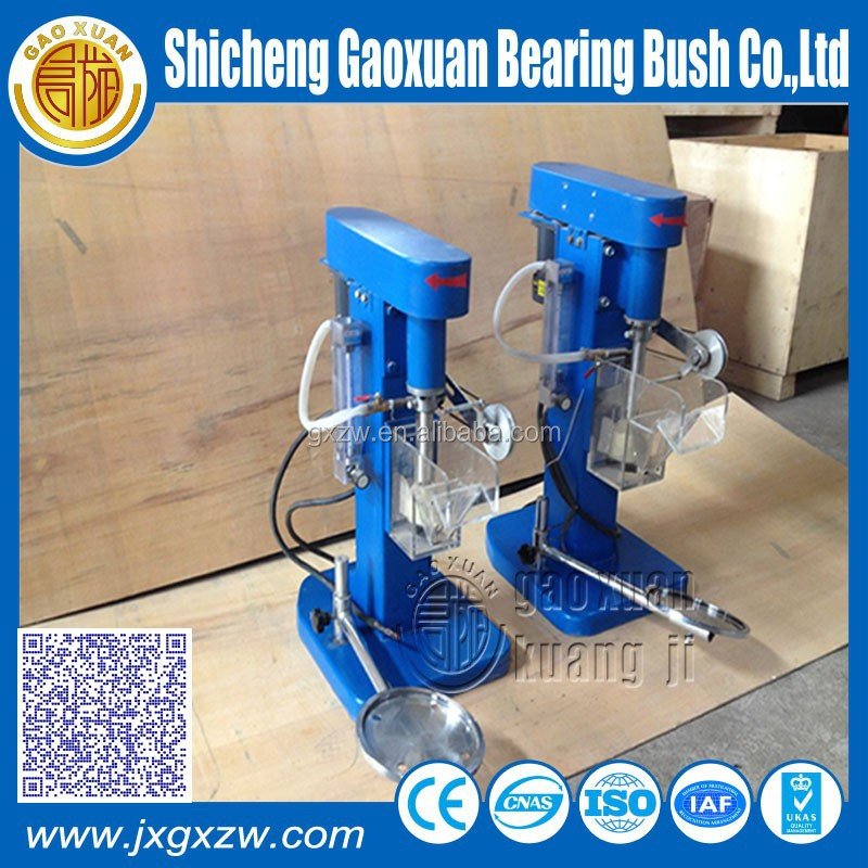 Laboratory equipment flotation machine / flotation cell for copper ore,gold ore,lead & zine ore